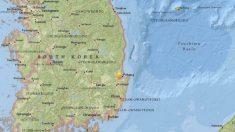 Un tremblement de terre d'une magnitude de 5,4sur l'échelle de Richtersecoue la côte sud-est de la Corée du Sud