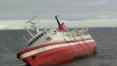 Navigation arctique : quels risques pour les navires croisiéristes ?