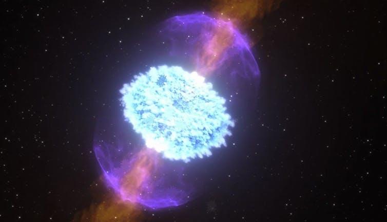 A l'écoute des murmures de l'Univers: ma belle aventure autour d'une découverte «astronomique»