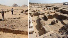 Des scientifiques découvrent le temple perdu du pharaon Ramsès, vieux de 3200 ans