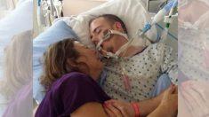 Une mère partage la photo de son fils mourant – un témoignage contre l'usage récréatif du fentanyl