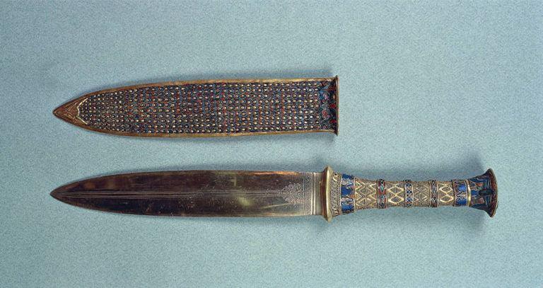 D'après des experts, la dague de Toutankhamon a une «origine extraterrestre»
