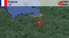 Un léger séisme de magnitude 3,3 ressenti au nord de Rennes