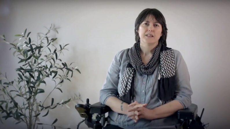 Atteinte de myopathie: elle explique pourquoi il ne faut plus donner au Téléthon