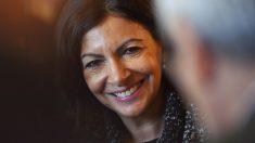 PARIS - L'hommage d'Anne Hidalgo au