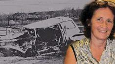 Pendant 30 ans, elle ne pouvait pas marcher après un accident tragique. Puis un coup de téléphone a changé sa vie