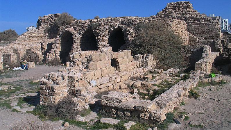 Des inscriptions vieilles de 1 500 ans mises au jour dans une église chrétienne en Israël