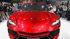 Lamborghini : un SUV de luxe dans un secteur en plein boom