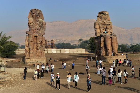 Égypte: découverte de 27 statues de la déesse Sekhmet