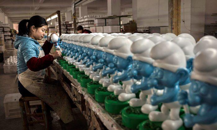 Les conditions de travail laissent toujours à désirer dans les usines chinoises