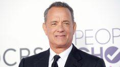Le vibrant hommage de Tom Hanks à Johnny Hallyday