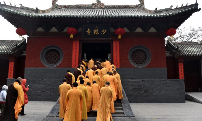 La commercialisation de la religion en Chine