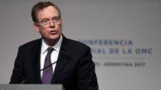 OMC : Washington dénonce les