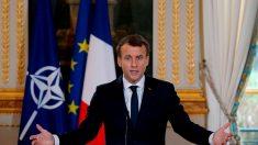 Emmanuel Macron juge