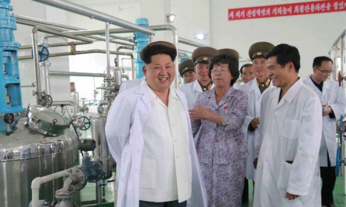 CORÉE DU NORD – Le soldat nord-coréen qui s'est enfui est immunisé à l'anthrax