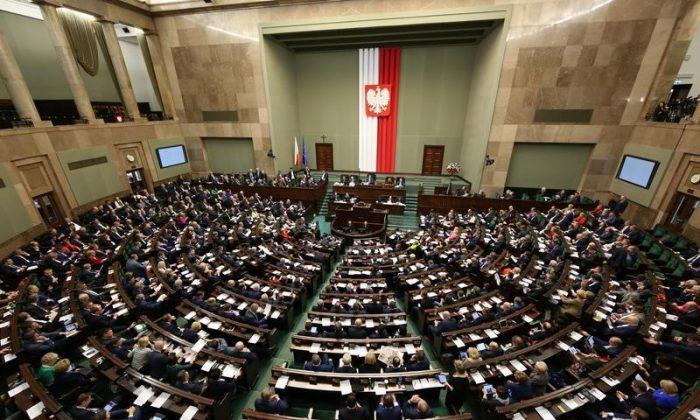 L'idéologie et les conséquences de la révolution bolchevique condamnées par le parlement polonais
