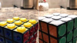 Une étudiante diplômée crée une version originale d'un jouet populaire pour les personnes aveugles