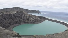 La naissance de cette île étrange dans le Pacifique pourrait expliquer ce qui se passe sur Mars