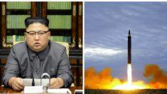 Le timing du nouveau missile lancé révèle-t-il des peurs chez Kim Jong-un?
