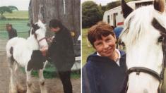 Une femme sauve un poulain, mais est forcée de l'abandonner - 14 ans plus tard, elle voit quelque chose dans le journal.