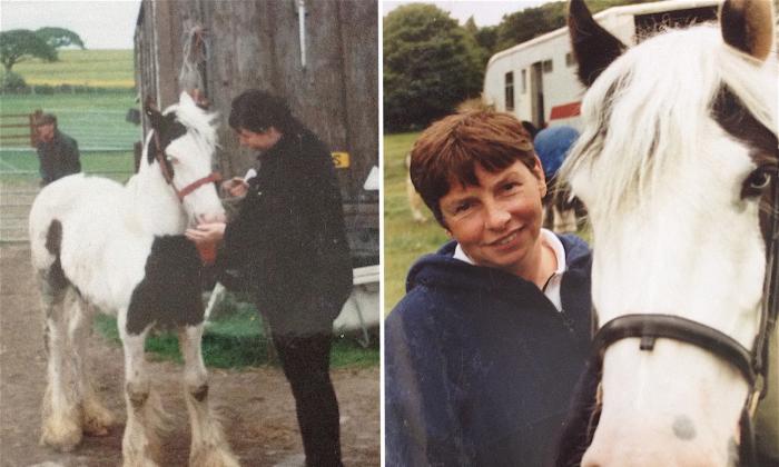 Une femme sauve un poulain, mais est forcée de l'abandonner – 14 ans plus tard, elle voit quelque chose dans le journal.