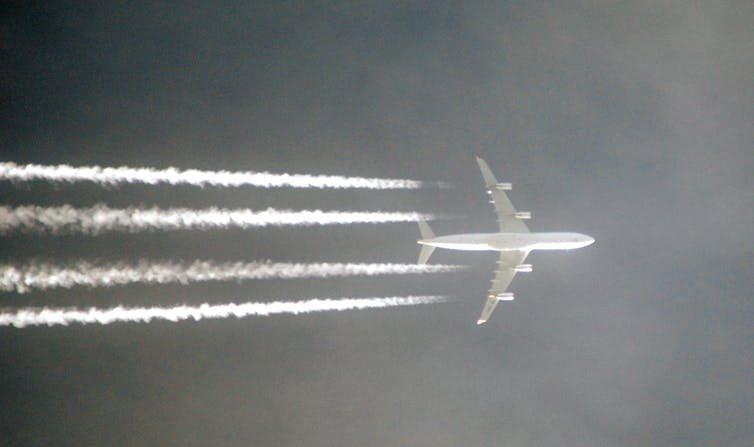 Construire une aile d'avion en Lego c'est possible