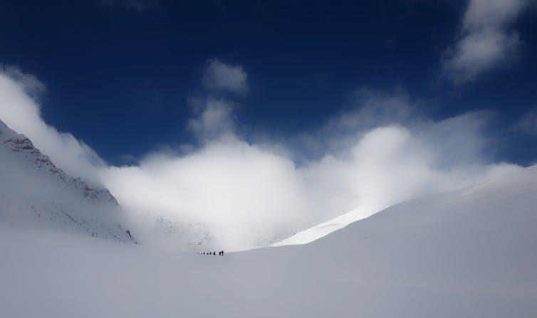 Poésie de la neige