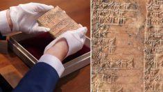 Une tablette babylonienne vieille de 3700 ans offre un nouvel angle sur la trigonométrie - le plus ancien de son type