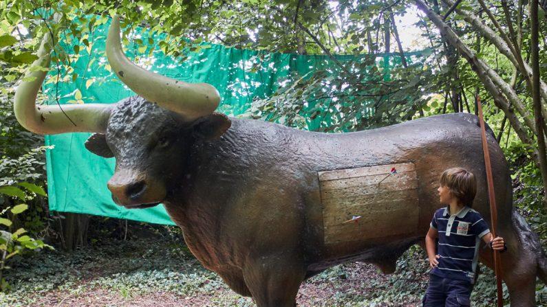 Le Préhistomuseum de Ramioul en Belgique, le plus grand site européen consacré à la préhistoire