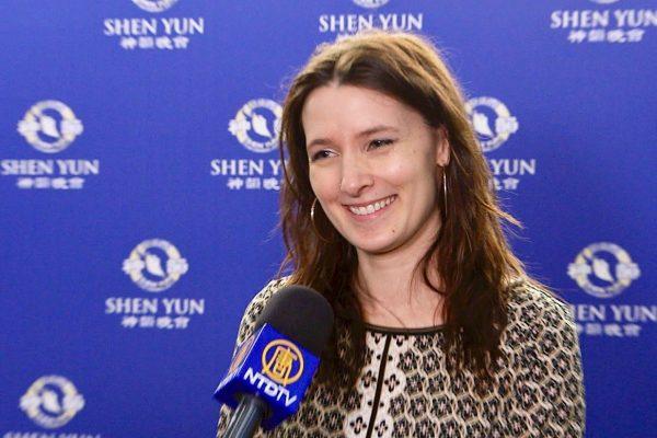 Shen Yun: «La soprano avait une voix absolument fantastique»