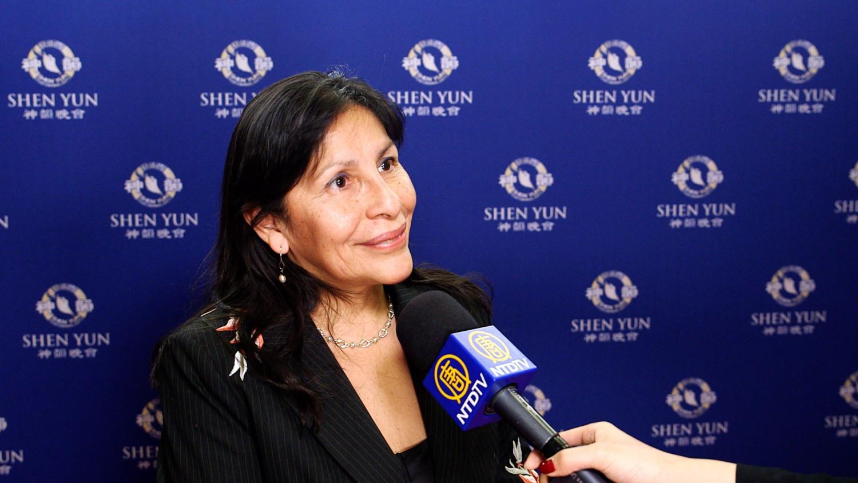 Shen Yun pousse les gens à retourner aux valeurs traditionnelles, selon une sénatrice canadienne