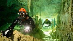 Mexique : Découverte de la plus grande grotte inondée du monde avec des centaines de sites archéologiques