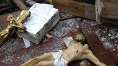 Chine : les autorités démolissent une église monumentale