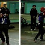 Cet expert en arts martiaux se déplace à la vitesse de la lumière – en voyant ses mouvements, vous n'allez pas en croire vos yeux