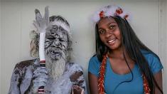 Un grand-père autochtone parcourt plus de 3 000 km pour témoigner sa fierté en sa petite-fille