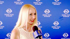 Une chorégraphe et juge: Le spectacle Shen Yun était une véritable «expérience»