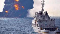 Mer de Chine : une marée noire aussi grande que Paris