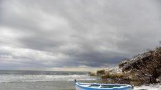 La Côte d'Azur sous la neige et le froid glacial pour les prochains jours
