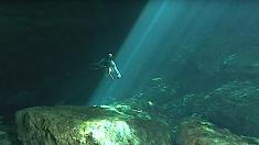 Mexique : découverte des vestiges mayas dans la plus grande grotte inondée du monde