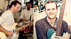 Ce guitariste virtuose qui a étudié la musique des gourous indiens dit que «l'art vient d'un cœur pur»