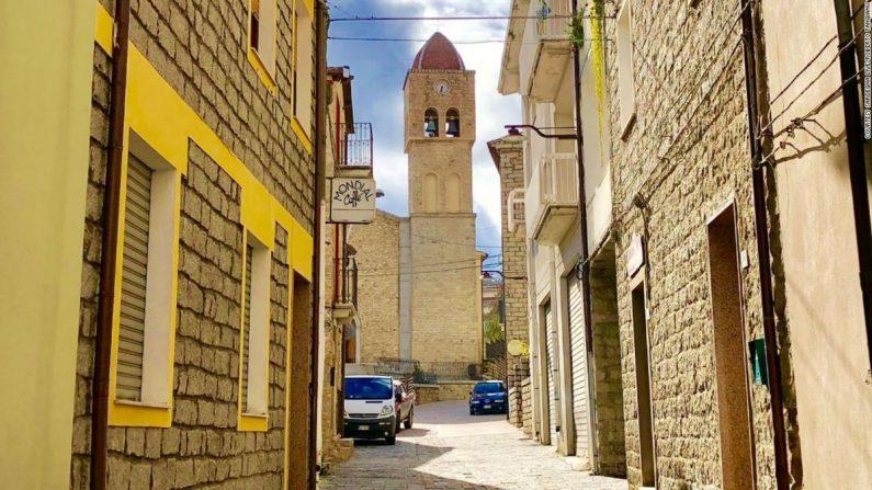Italie une commune propose d acheter des maisons en for Acheter une maison en italie