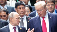 Selon Trump, l'enquête sur l'ingérence russe sert les intérêts de Moscou