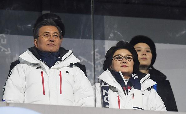 La soeur de Kim Jong-un est en Corée du Sud