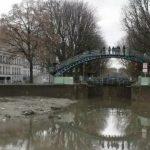 Ce canal à Paris a été asséché pour la première fois depuis des lustres. C'est fou ce qu'on y a trouvé!