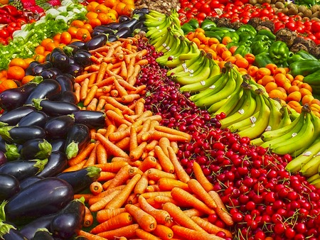 Pesticides: la liste des légumes et fruits les plus contaminés