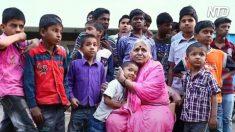 Mariée à 10 ans et abandonnée plus tard par son mari - aujourd'hui, cette femme est la mère de 1400 orphelins