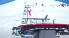 Géorgie : plusieurs skieurs blessés après avoir été éjectés d'un télésiège