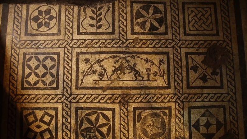 Alors qu'ils construisaient une nouvelle ligne de métro à Rome, ils tombent sur un véritable trésor archéologique