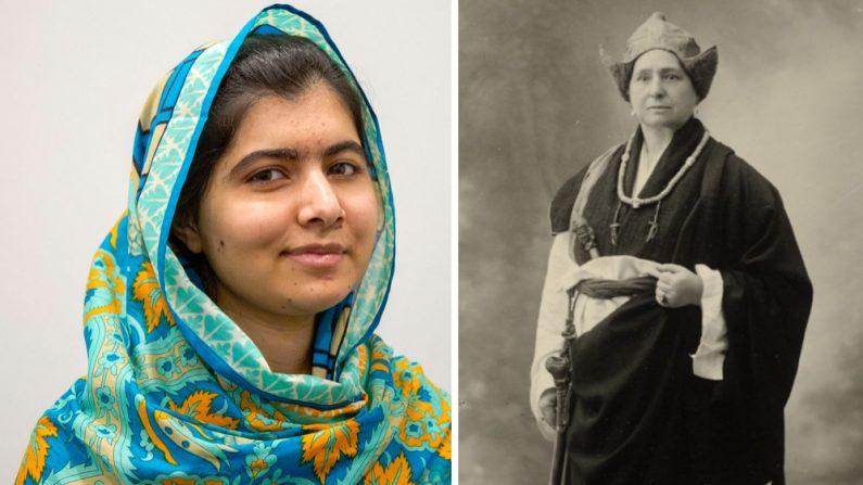 10 photos de femmes exceptionnelles dont le courage a marqué l'histoire