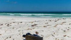Le plus ancien message en bouteille a été trouvé sur une plage australienne